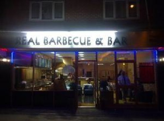 Real Barbecue and Bar: Outside view