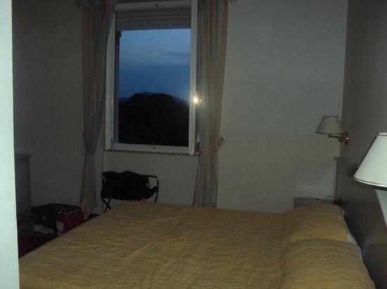 Hotel Rosa dei Venti: Camera con vista mare