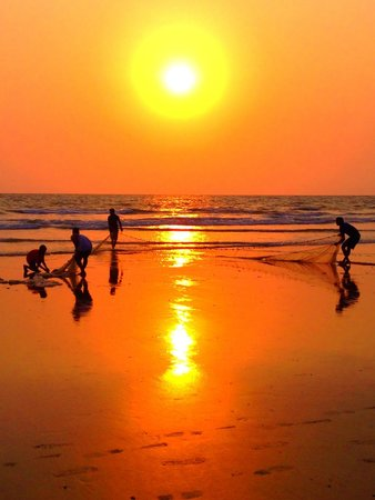 Mandrem Beach - Goa, India