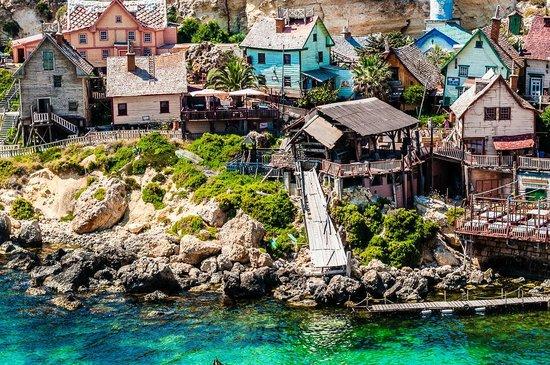 Popeye Village Malta: popeye 5