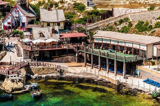 Popeye Village Malta: Popeye 1
