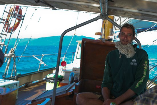 Tallship Adventures-Derwent Hunter Day Tours: A crew member tells us about the vessel's history