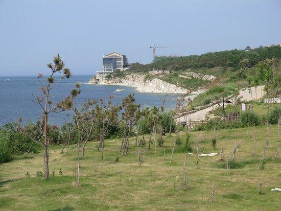 Seafront Restaurant at Yangma Island