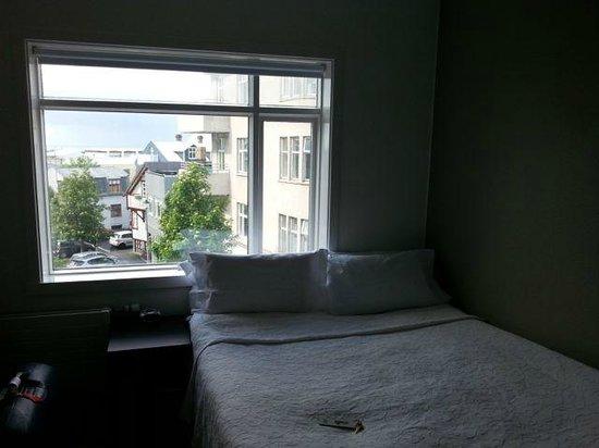 Hotel Odinsve: Bedroom