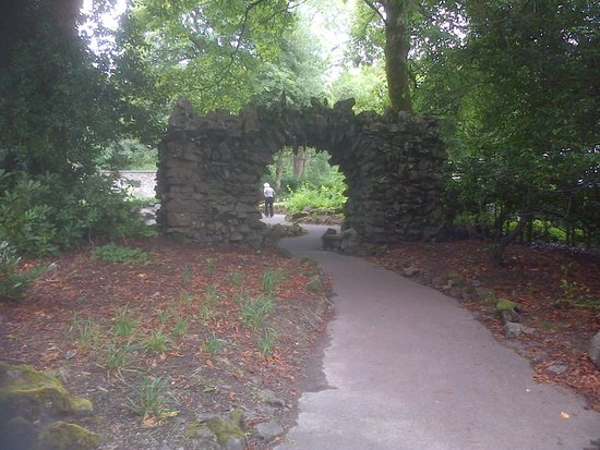 Bedwellty House and Park: Grotto at Bedwellty Park