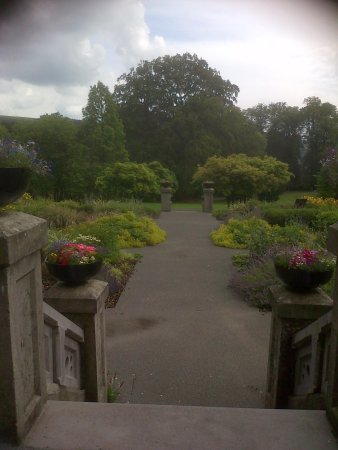 Bedwellty House and Park: Bedwellty Gardens