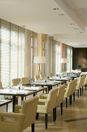 NH Nürnberg City Center: Restaurant
