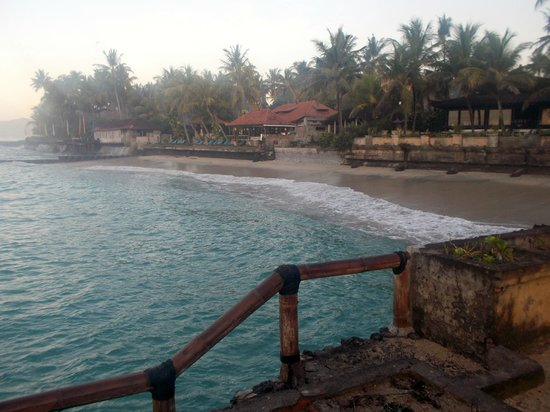 Candi Beach Resort & Spa: beach