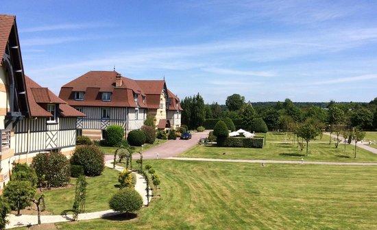 Hôtel Le Manoir de la Poterie & Spa : Manoir de la Poterie