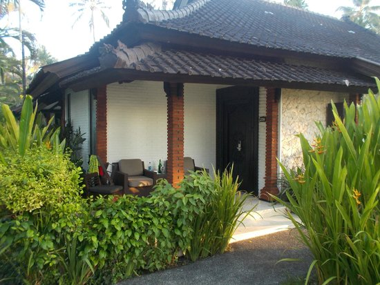 Candi Beach Resort & Spa: our cottage