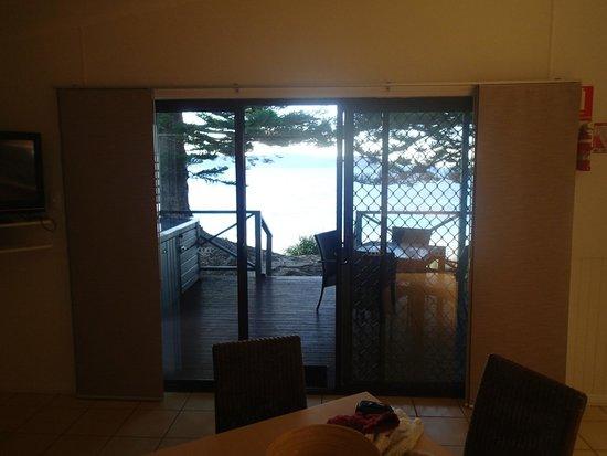 NRMA Murramarang Beachfront Nature Resort: View from room