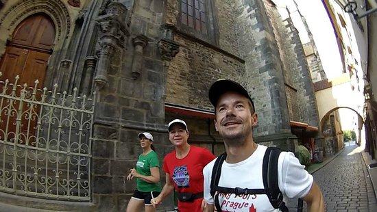Running Tours Prague: Running in Prague's Old Town