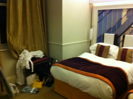 The Midland: A supposed clean room !