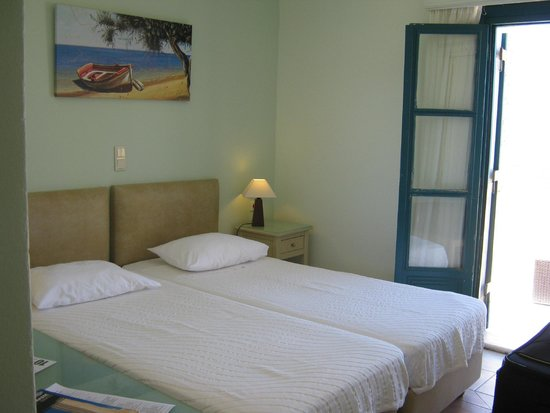 Hotel Grotta: Bedroom