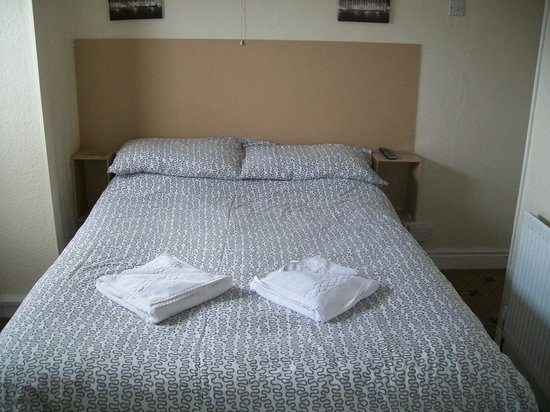 Glyndale Hotel: Double Room