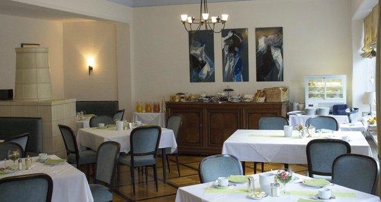 Hotel Prinz Carl: Frühstücksraum