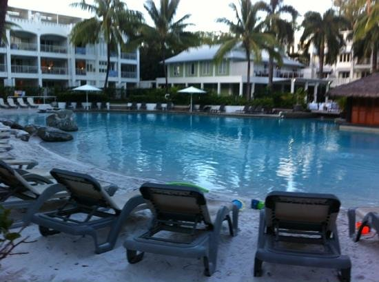 Peppers Beach Club & Spa : Lagoon Pool