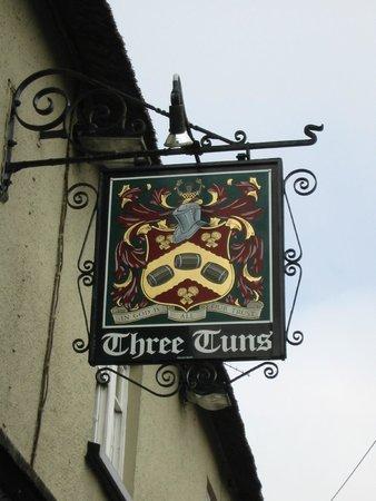 The Three Tuns Inn, Silverton