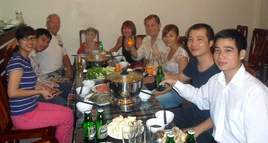 Paramount Hotel Hanoi : Paramont Hotel, Hanoi - Great Place!!