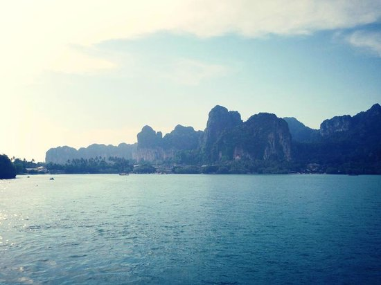 Railay Great View Resort and Spa: View of the Island