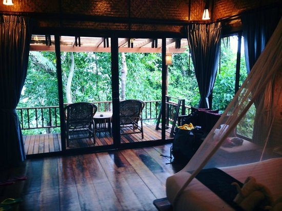 Railay Great View Resort and Spa: Rooms