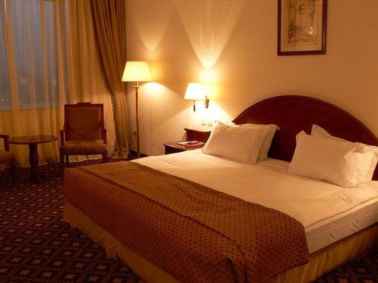 Lexington Gloria Hotel Doha : Bedroom