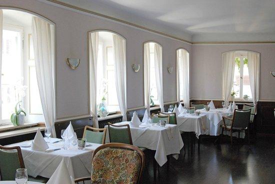 Hotel Prinz Carl: Restaurant