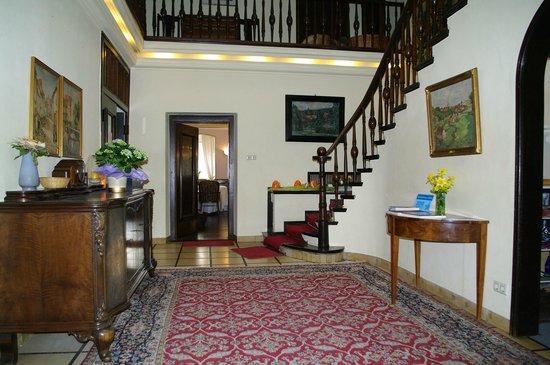 Hotel Prinz Carl: Lobby