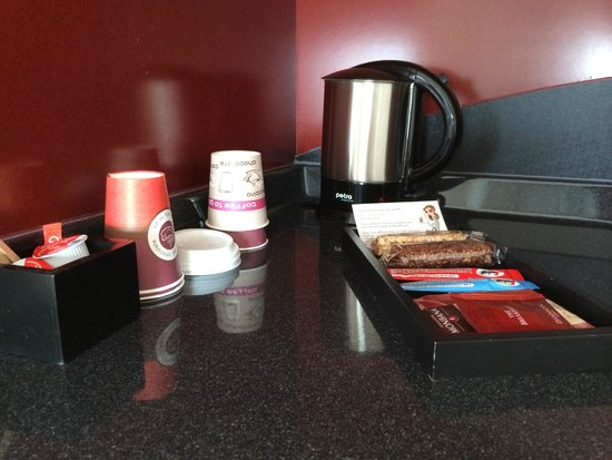 Novotel Suites Paris Roissy CDG: amenities