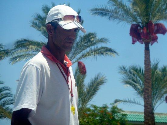 Island View Resort: Ali Ali Ali