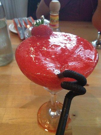 Rancho Pancho : Strawberry Margharetia