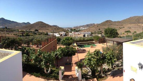 Hospederia Rural Los Palmitos: zonas comunes