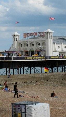 Hilton Brighton Metropole: Brighton Pier