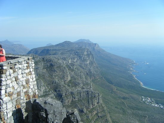 Table Mountain Aerial Cableway: Views from Table Mountain