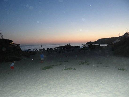 Insotel Tarida Beach Sensatori Resort : Cala Tarrida sunset