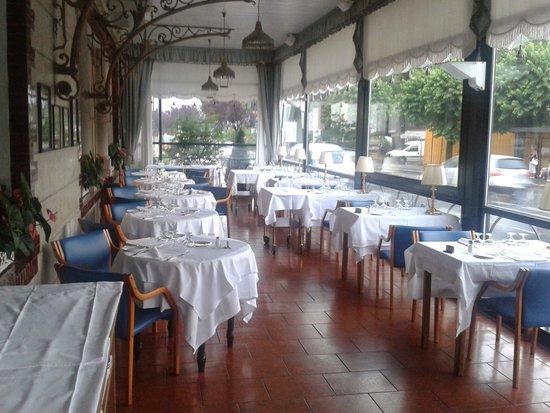 Milan Speranza Au Lac: dining room Speranza