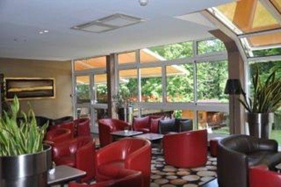 Hotel Restaurant Spa Verte Vallee : le bar