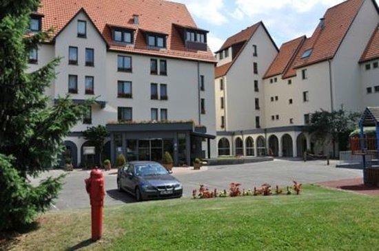 Hotel Restaurant Spa Verte Vallee : l Hotel