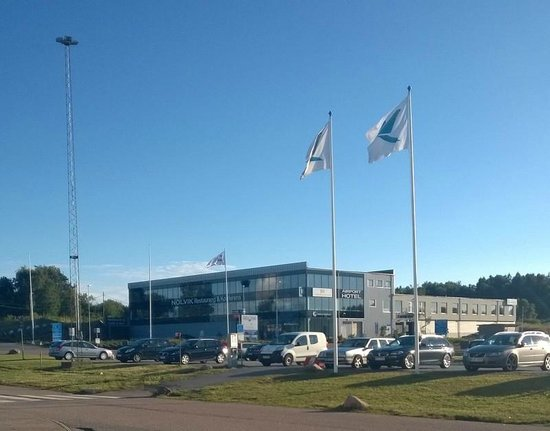 City Airport Hotel Göteborg: From the Airport