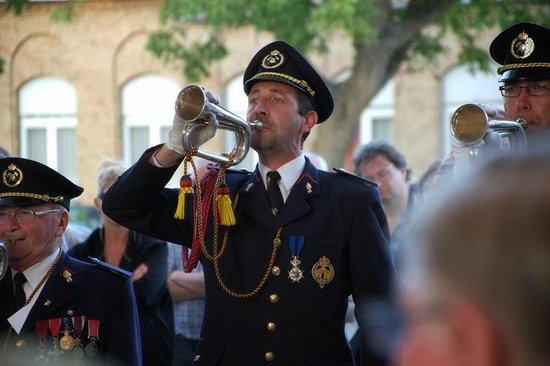 Last Post ceremony : Last Post Menin Gate, Ypres
