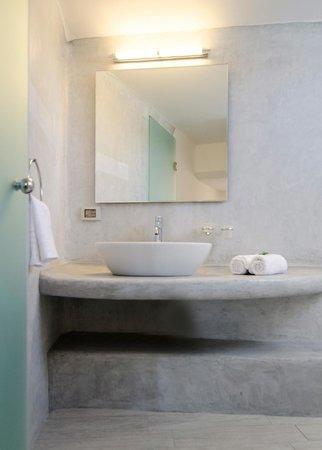 Aerino Villa: Bathroom