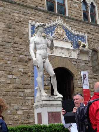 Accademia Gallery: david