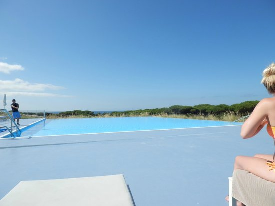 The Oitavos : What a view
