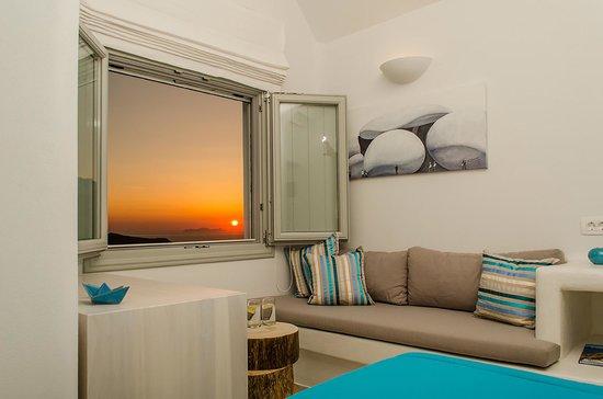 Aerino Villa: Room view