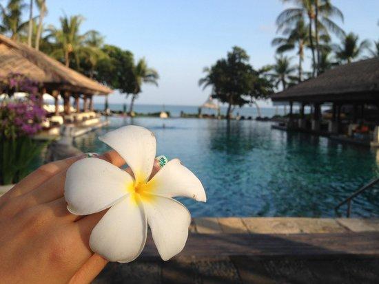 INTERCONTINENTAL Bali Resort : メインプール