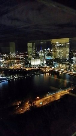 Duquesne Incline: Pittsburgh depuis le funiculaire