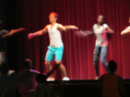Fortnite dances in Majorca Spain Bellevue club - YouTube