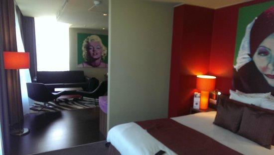 Mercure Bratislava Centrum: Junior Suite