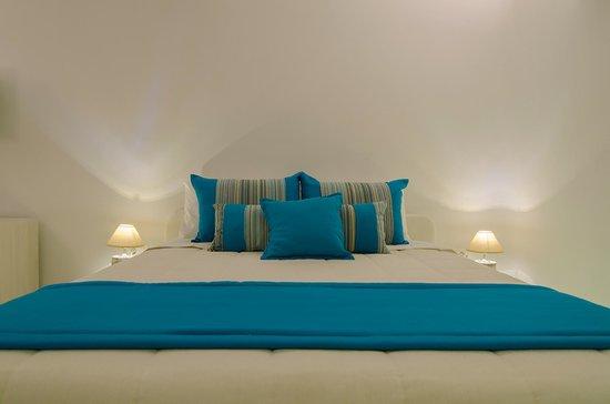 Aerino Villa: Double Bed