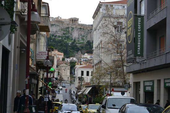 Plaka District: Lovely place